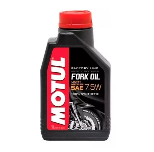 Óleo Motul Fork Oil 7.5W Fact Light Line 1 Litro