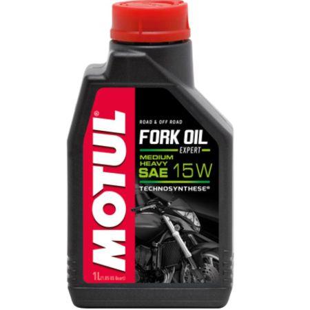 Óleo Motul Fork Oil Expert Medium-Heavy 15W 1Litro
