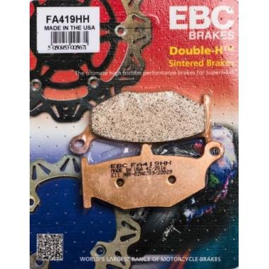 Pastilha de Freio EBC Fa419Hh
