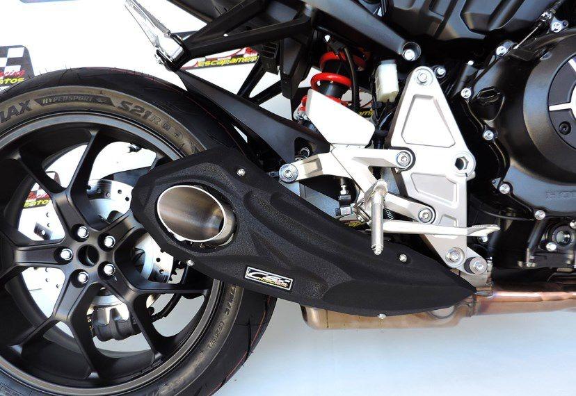 Ponteira Esportiva CB 1000R 2019/2020 Honda CS