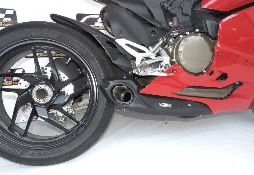 Ponteira Esportiva Panigale 1199 Ducati CS