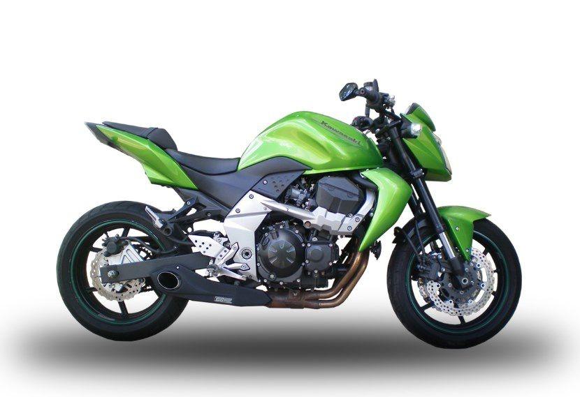Ponteira Esportiva Z 750 Kawasaki CS