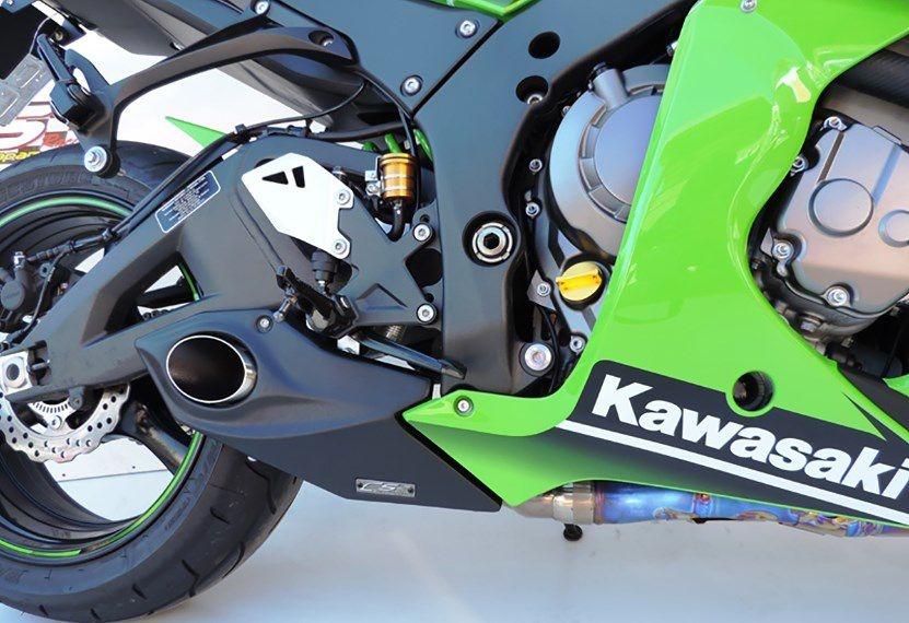 Ponteira Esportiva ZX 10R 2011/2015 Kawasaki CS