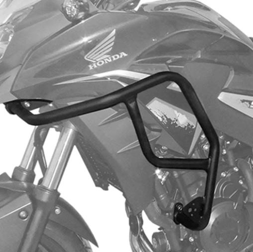 Protetor de Motor Carenagem CB500X 2013 em Diante Honda Scam