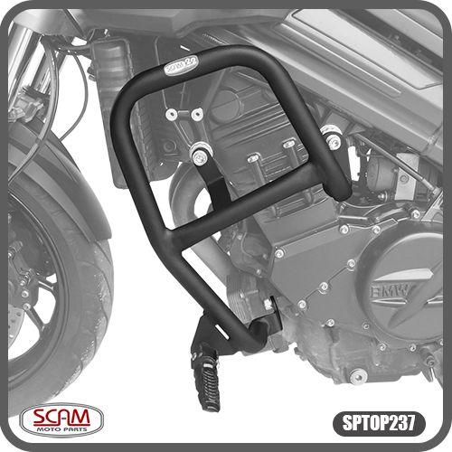 Protetor de Motor Carenagem F800R 2010 em Diante BMW Scam