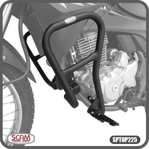 Protetor de Motor Carenagem Falcon 400i 2013/2015 Honda Scam