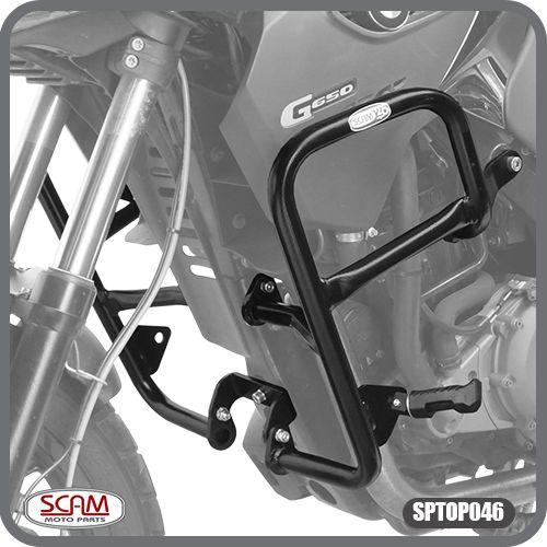 Protetor de Motor Carenagem G650GS 2009 em Diante BMW Scam