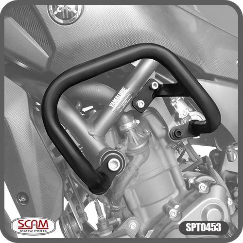 Protetor de Motor Carenagem MT-07 2015 em Diante Yamaha Scam