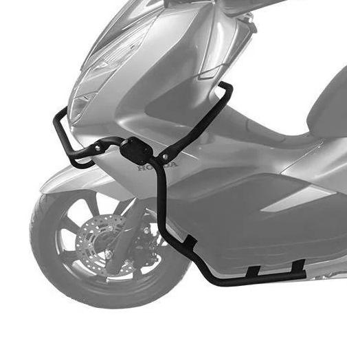 Protetor de Motor Carenagem PCX150 2019 em Diante Honda Scam