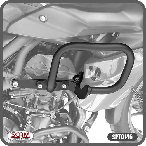 Protetor de Motor Carenagem Tiger 800 2012/2014 Triumph Scam