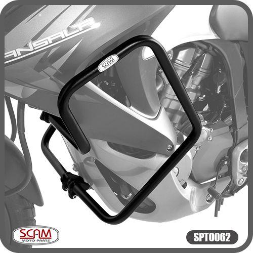 Protetor de Motor Carenagem Transalp 700 2011/2014 Scam