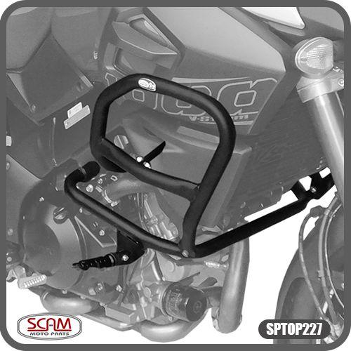 Protetor de Motor Carenagem V-Strom 1000 2014 em Diante Suzuki Scam