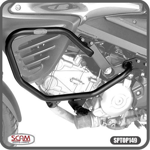 Protetor de Motor Carenagem V-Strom 650 2002/2013 Suzuki Scam