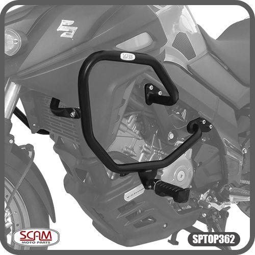 Protetor de Motor Carenagem V-Strom 650 2014 em Diante Suzuki Scam