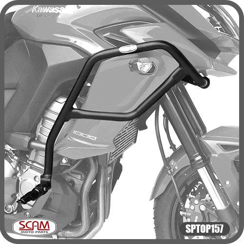 Protetor de Motor Carenagem Versys 1000 / Tourer 2015/2019 Kawasaki Scam