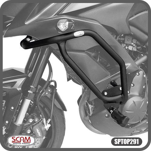Protetor de Motor Carenagem Versys 650 2015 em Diante Kawasaki Scam