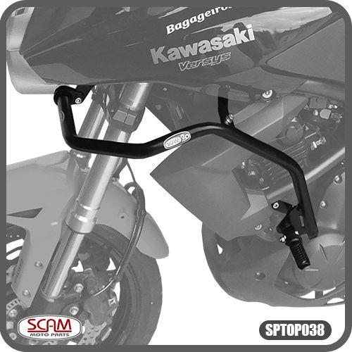 Protetor de Motor Carenagem Versys Tourer 650 2010/2014 Kawasaki Scam