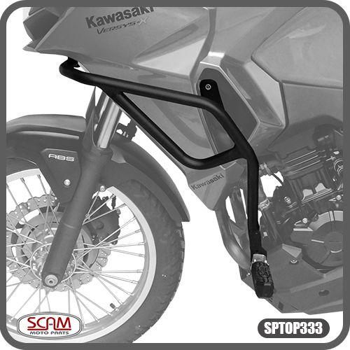 Protetor de Motor Carenagem Versys X300 2018 em Diante Kawasaki Scam