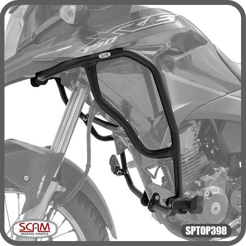 Protetor de Motor Carenagem XRE 190 2016 em Diante Honda Scam