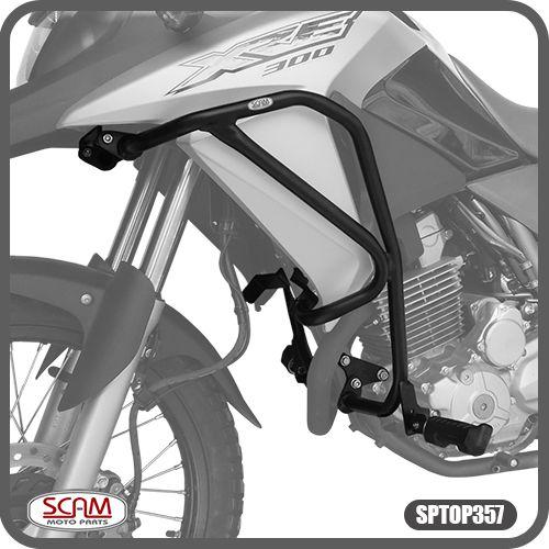 Protetor de Motor Carenagem XRE 300 2010 em Diante Honda Scam