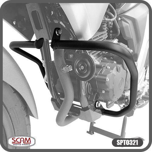 Protetor de Motor Fazer 250 2018 em Diante Yamaha Scam