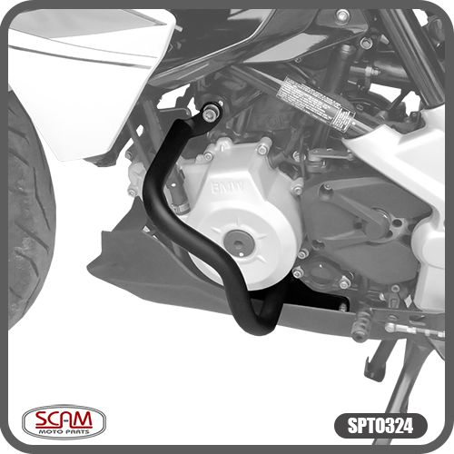 Protetor de Motor G310R 2017 em Diante BMW Scam