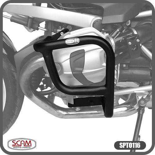 Protetor de Motor R 1200R 2004/2012 BMW Scam