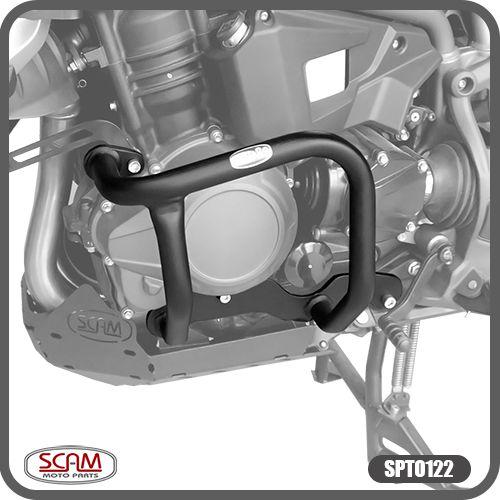 Protetor de Motor Tiger 1200 Explorer 2012 em Diante Triumph Scam
