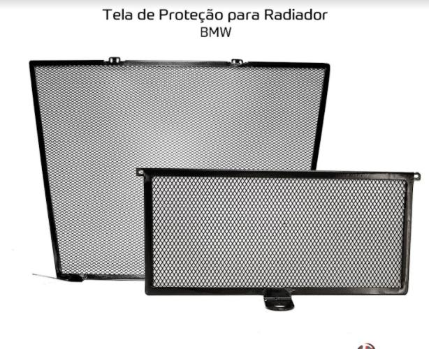 Protetor de Radiador BMW S1000R 2012/2018 Procton