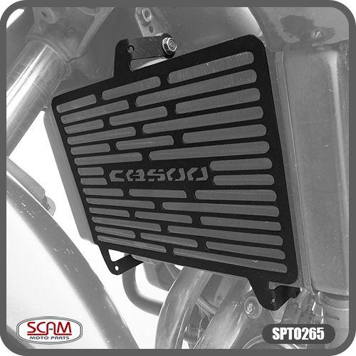Protetor de Radiador Honda CBR500R 2013 em Diante Scam