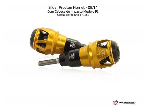 Slider Hornet CB 600F 2008/2014 Honda Procton