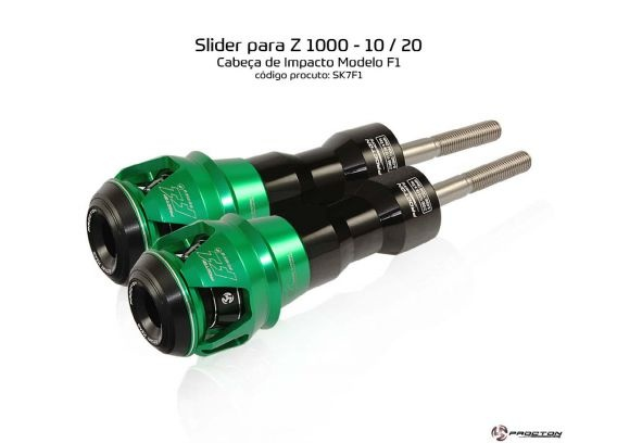 Slider Z1000 2010/2020 Kawasaki Procton