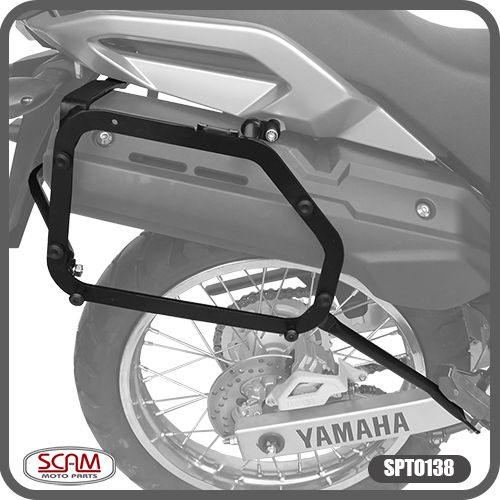 Suporte de Baú Lateral Yamaha Tenere 250 2016/2018 Scam