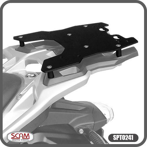 Suporte de Baú Superior BMW S1000XR 2016 em Diante Scam