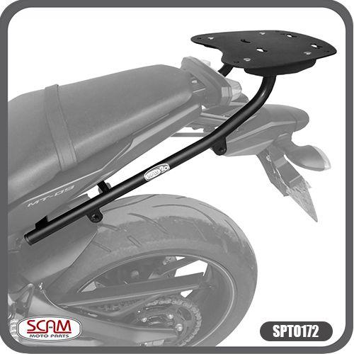 Suporte de Baú Superior Yamaha MT-09 2015 em Diante Scam
