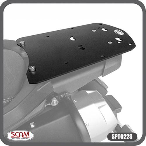 Suporte de Baú Superior Yamaha Tenere 660 2011 em Diante Scam