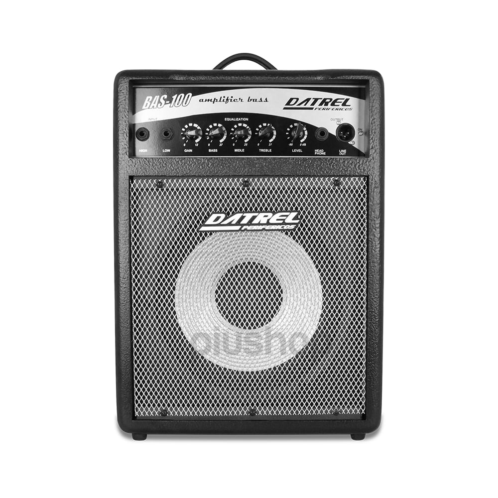 Amplificador Cubo Para Baixo 100w 10