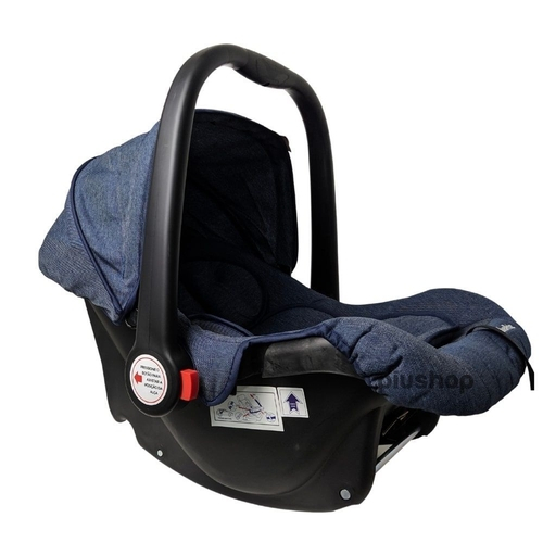 Bebê Conforto Fisher-Price 0-13 KG Nano Azul - BB654