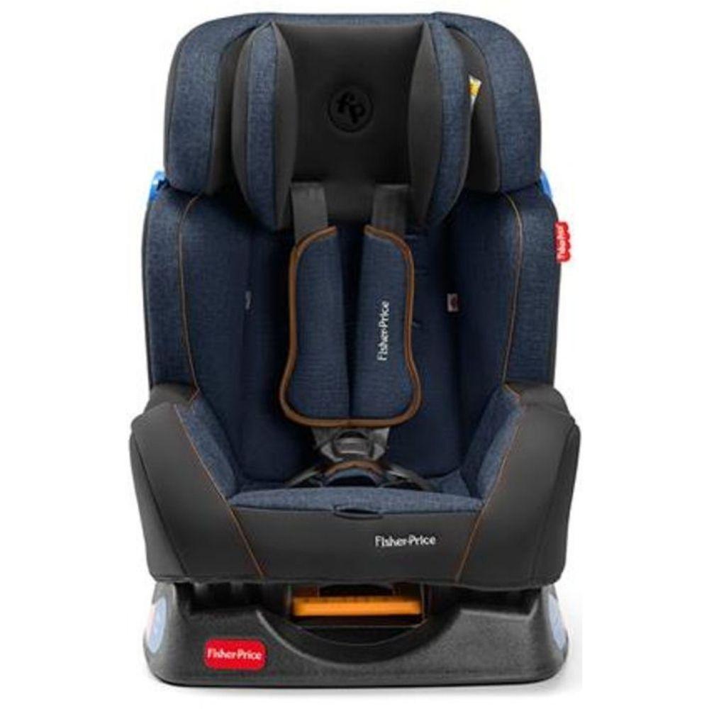 Cadeira Para Auto Reclinável Fisher-Price Hug 0-25KG Azul - BB578