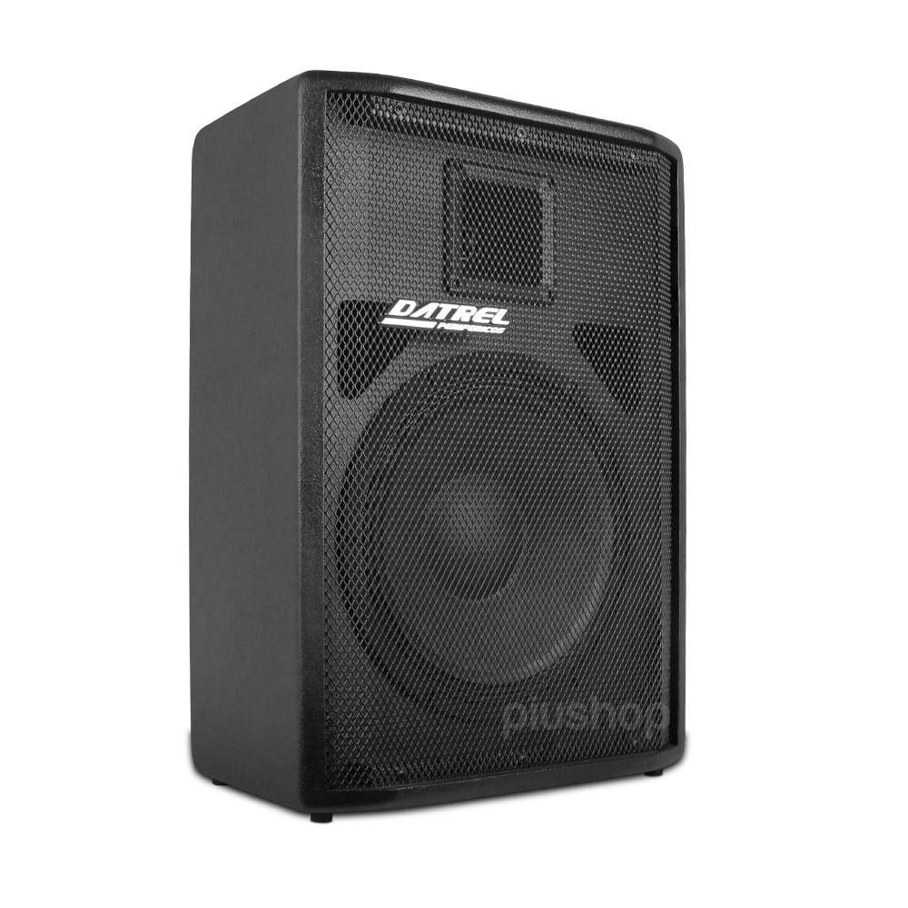 Caixa Acústica Passiva 12 Polegadas 250 Watts Ce 12-250 Pop - Datrel