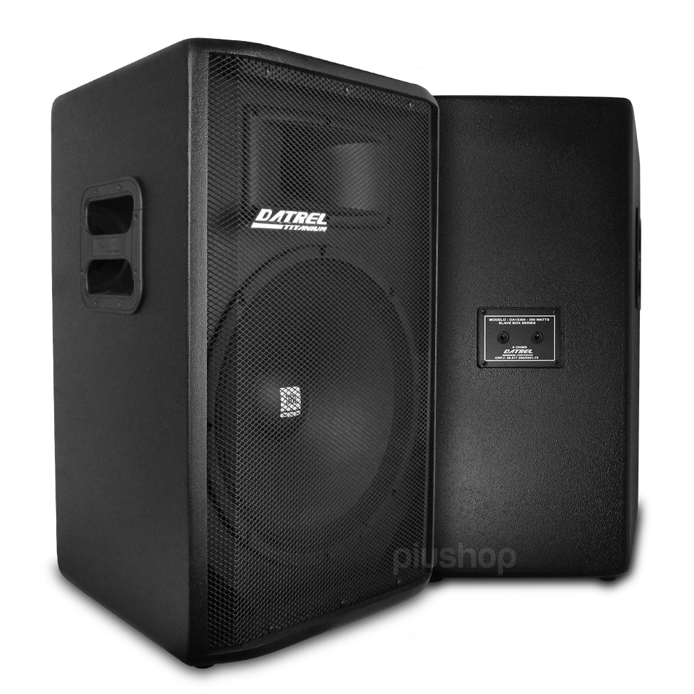 Caixa de Som Passiva 300 Watts Falante JBL Selenium DA 15 300 JBL - Datrel