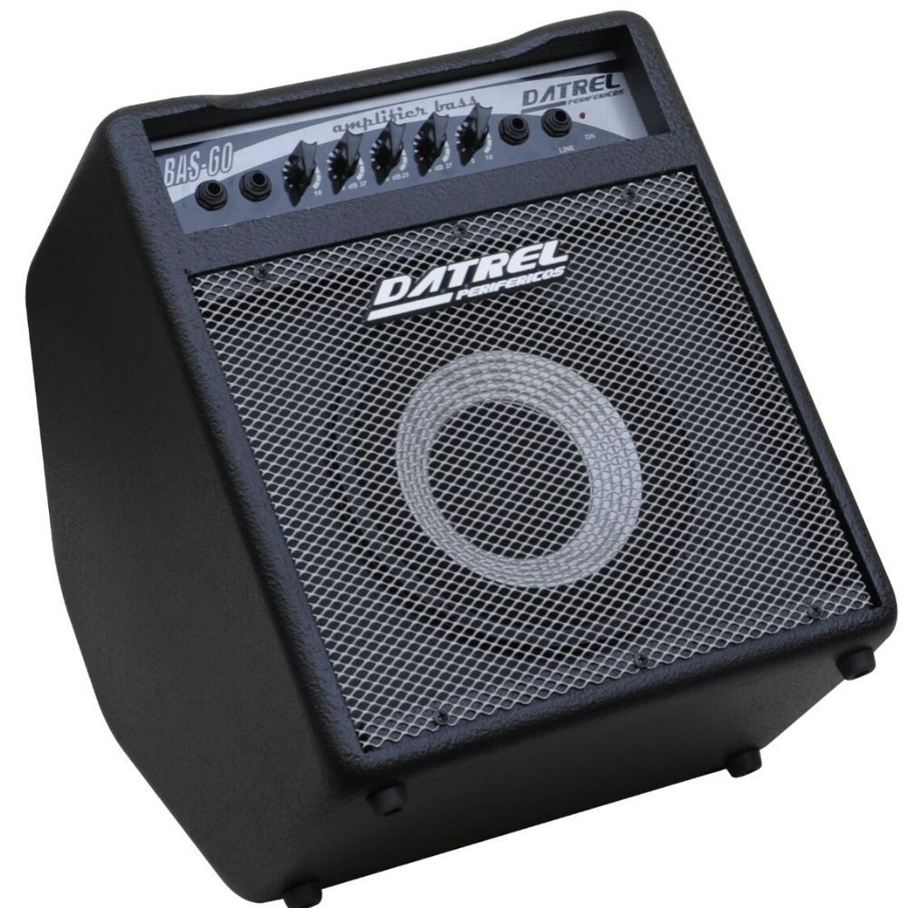Cubo Amplificador Para Baixo Falante 8