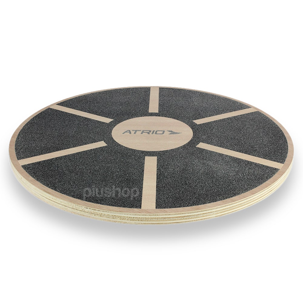 Disco De Equilíbrio Balance Board Fitness Madeira ES225 - Atrio