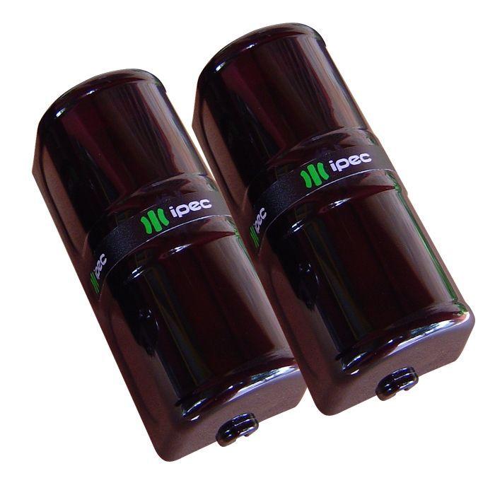 Sensor Perimetral De Duplo Feixe Externo 100 Metros Ir-200 - Ipec