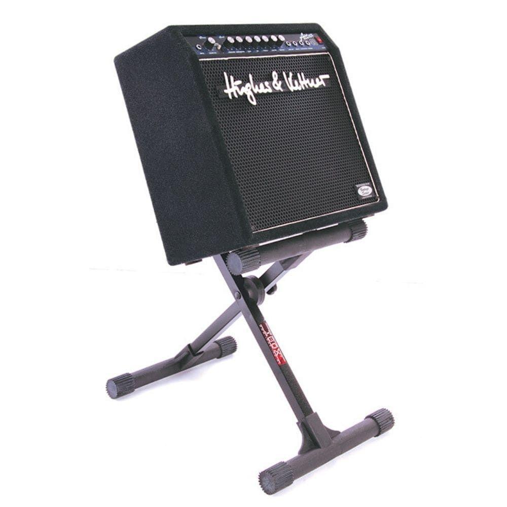 Suporte Para Amplificador Guitarra Inclinado Suporta até 30 KG BXCM - IBOX