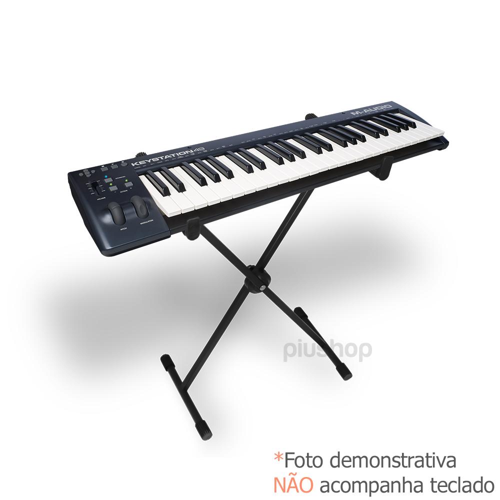 Suporte Para Teclado Musical Universal X20 - Ibox