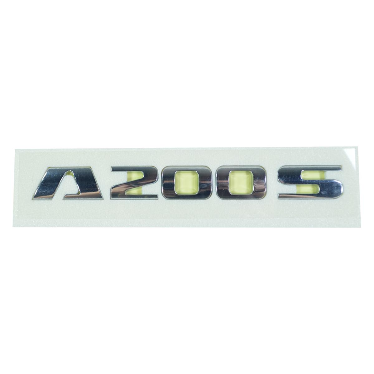 EMBLEMA PORTA DIANTEIRA A200S SSANGYONG ACTYON SPORTS 2.0 APÓS 2008