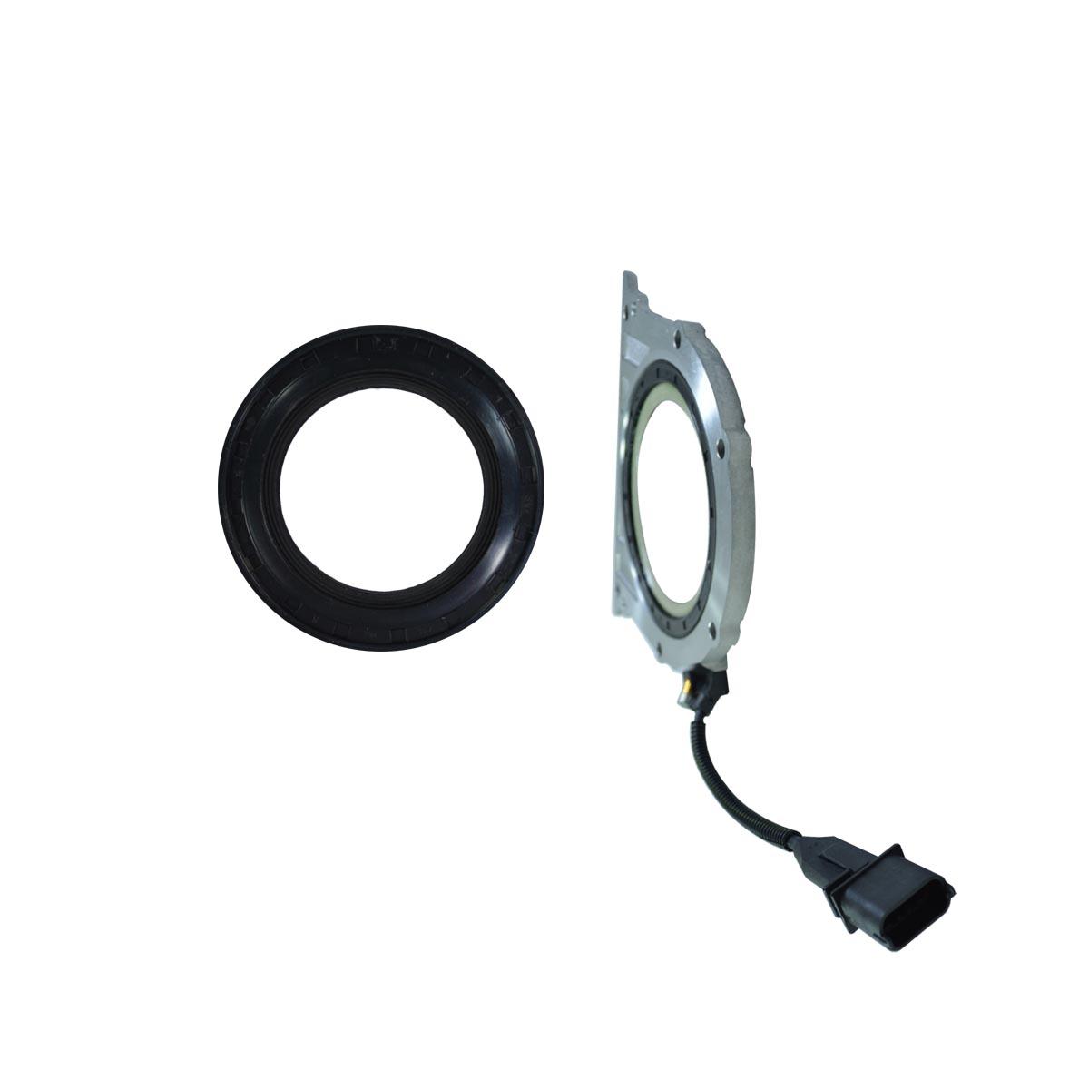 Kit Retentor Dianteiro + Traseiro Motor Ssangyong New Actyon 2.0 após 2012 Original