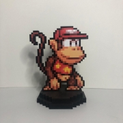 Action Figure Pixel Donkey Kong - Diddy