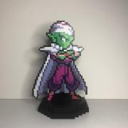 Action Figure Pixel Piccolo - Dragon Ball
